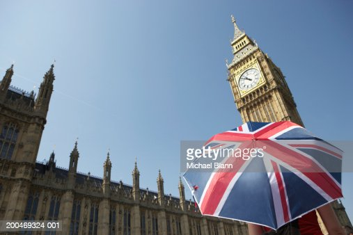 Parliament Houses, London, England, July 2006 : Stock Photo