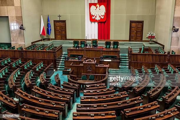 Das Parlament der Republik Polen