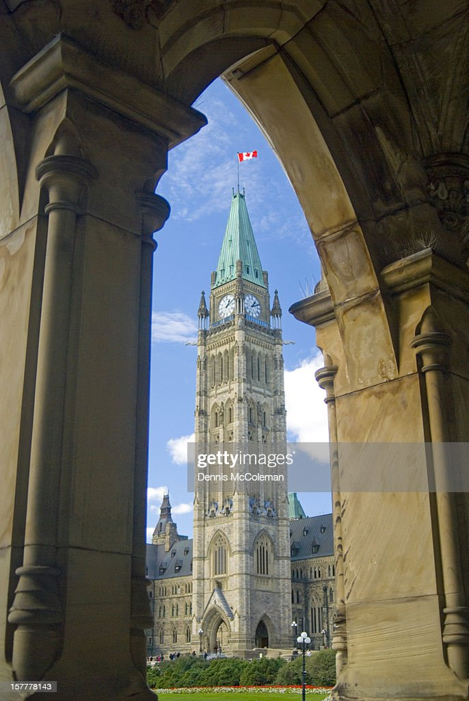 Parliament, Ottawa : Stock Photo