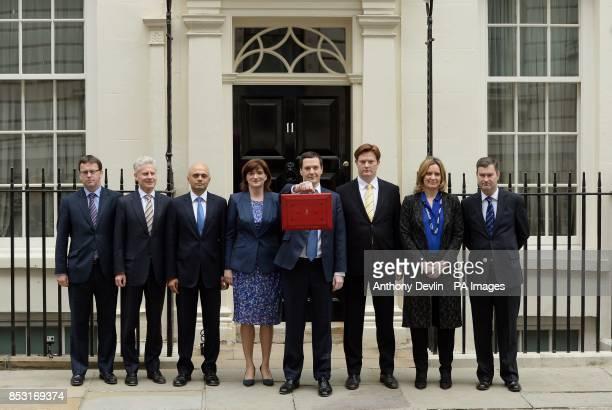 Parliamentary Private Secretary to the Treasury Rob Wilson Commercial Secretary to the Treasury Lord Deighton Financial Secretary to the Treasury...