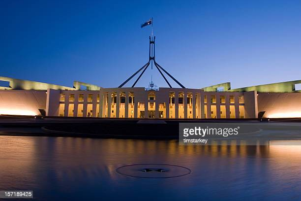 parliment house, australia
