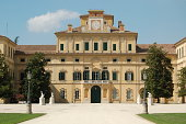 Palazzo Ducale a Parma - Duchess Of Parma Residence based in the ducal historical park