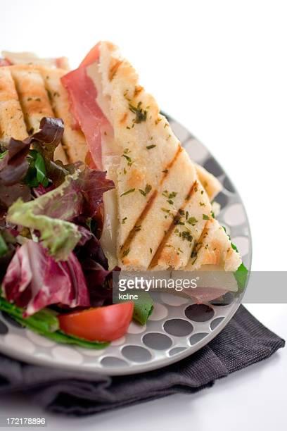 Parma Ham Panini