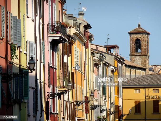 Parma view
