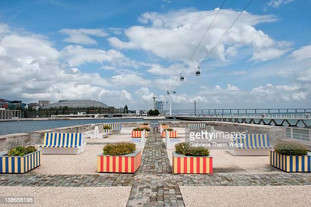 Parque das Naçoes, Lisbon