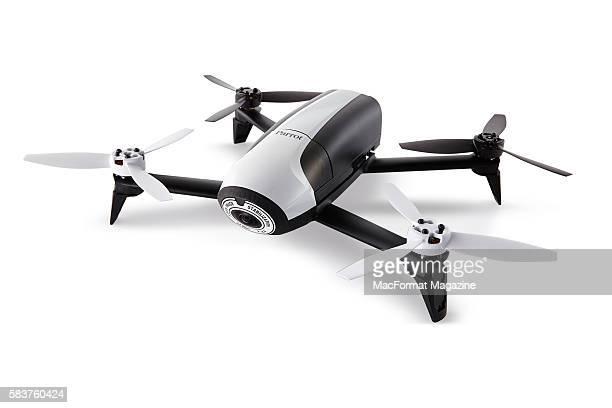 A Parrot Bebop 2 drone taken on January 18 2016