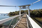 Parsley Bay Footbridge