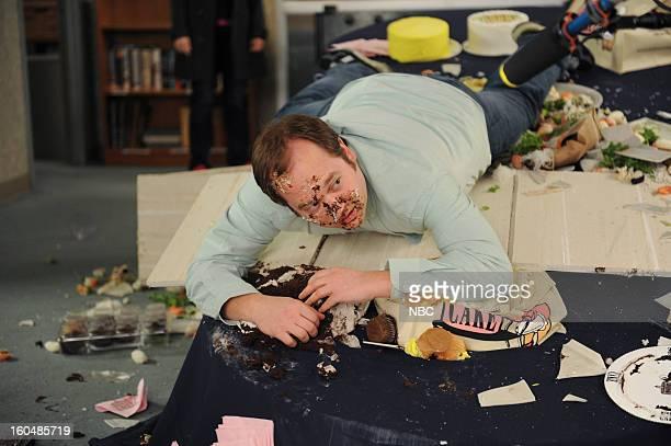 30 ROCK 'Part 1 Hogcock Part 2 Last Lunch' Episode 712/713 Pictured John Lutz as Lutz
