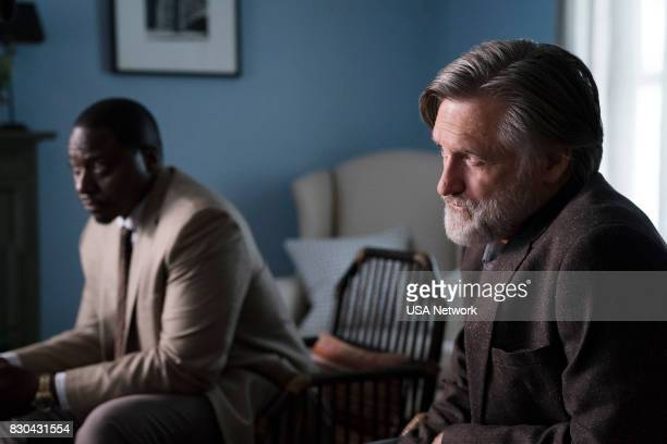 THE SINNER 'Part IV' Episode 104 Pictured Bill Pullman as Detective Harry Ambrose
