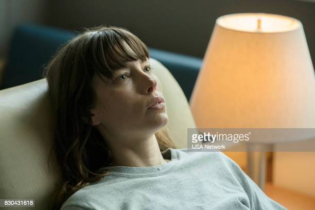 THE SINNER 'Part IV' Episode 104 Pictured Jessica Biel as Cora Tannetti