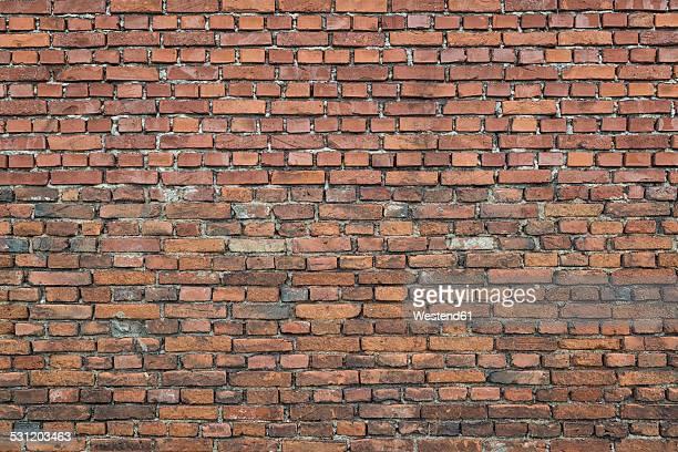 Part of a brick wall