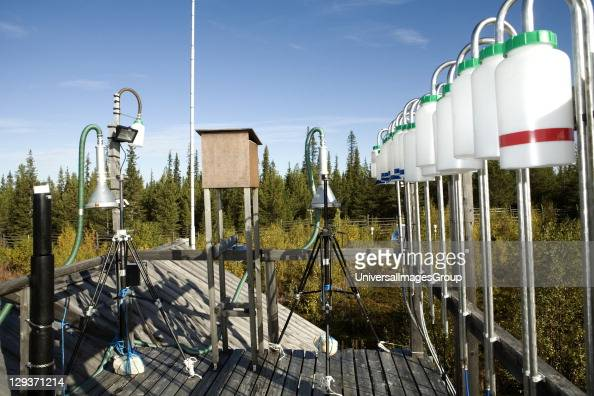 Part of a global programme for monitoring and assessing chemical composition and related physical characteristics of the global background atmosphere...
