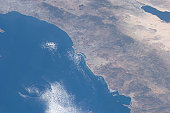May 13, 2009 - Part of southern California, including the San Diego area, and the border with Mexico can be seen in this still photo taken from the Space Shuttle Atlantis as it passed over the Pacific