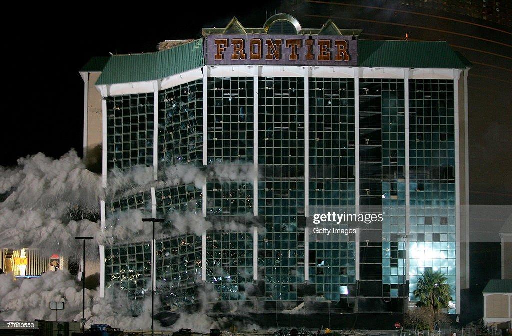 Frontier casino las vegas closing horizon casino at lake tahoe
