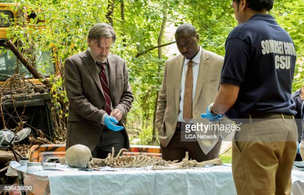 THE SINNER 'Part V' Episode 105 Pictured Bill Pullman as Detective Harry Ambrose Dohn Norwood as Dan Leroy