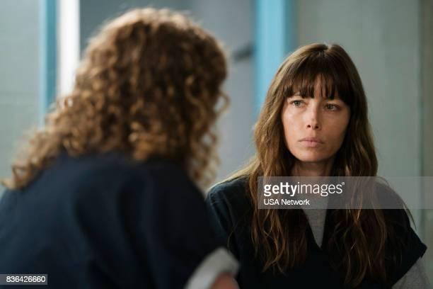 THE SINNER 'Part V' Episode 105 Pictured Jessica Biel as Cora Tannetti