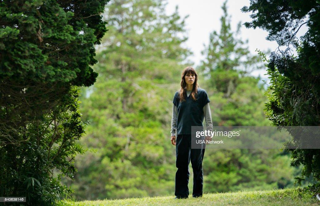 THE SINNER -- 'Part VI' Episode 106 -- Pictured: Jessica Biel as Cora Tannetti --