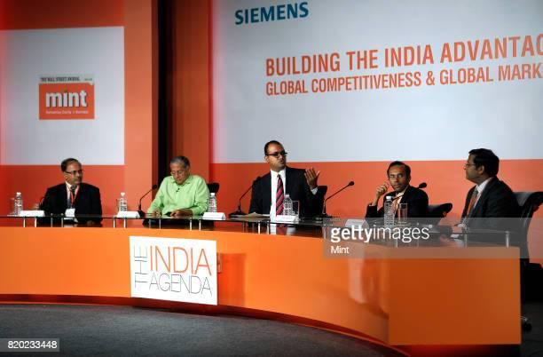 Partha Bhattacharya Chairman of Coal India Ltd R Gopalkrishnan Executive Director of Tata Sons R Sukumar Editor of MINT Tarun Khanna Professor at...