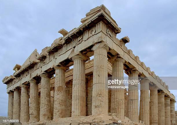 Parthenon Corner Perspective
