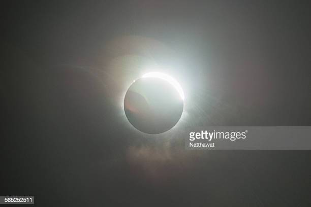 Partial Solar Eclipse in Iceland 2015