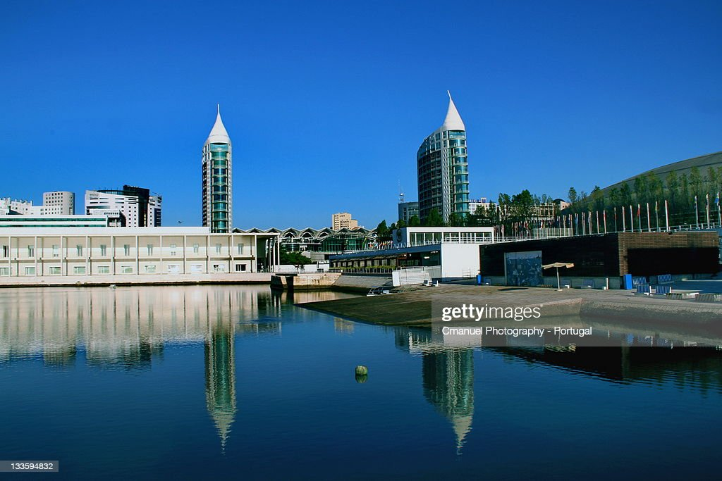 Partial view of EXPO : Stock Photo