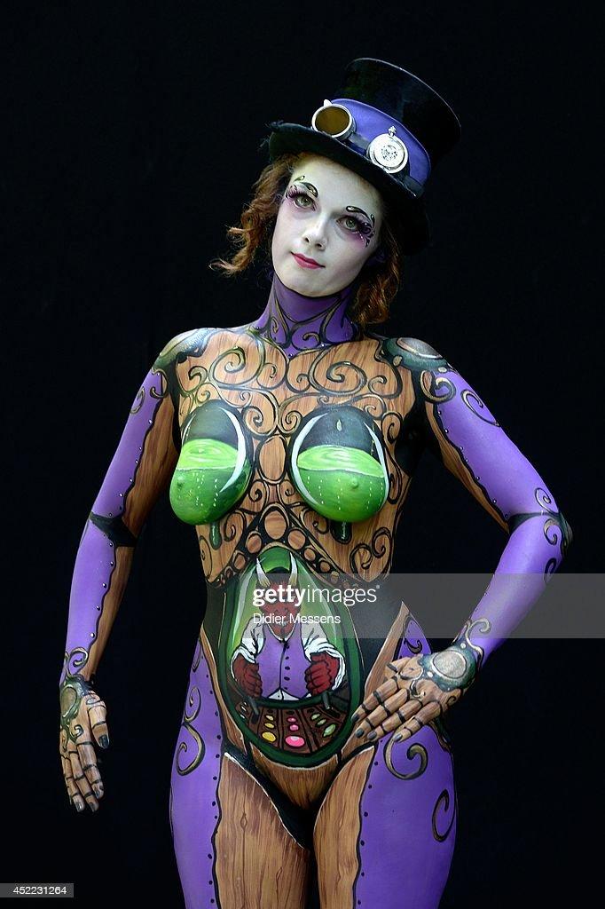 Full Body Painting Festival