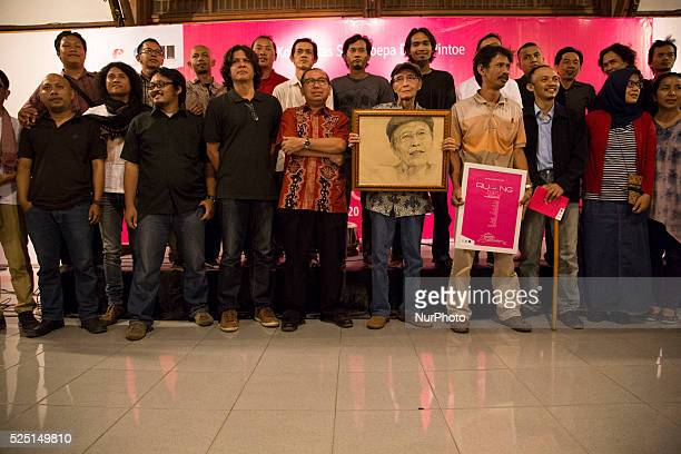participants of the exhibition Indonesia National Gallery at Jakarta held an exhibition called quotRuang Baruquot from 23 participanta artist both...