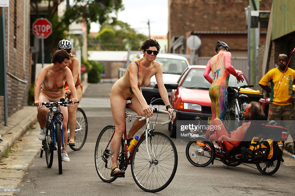 World Naked Bike Ride - Official Site