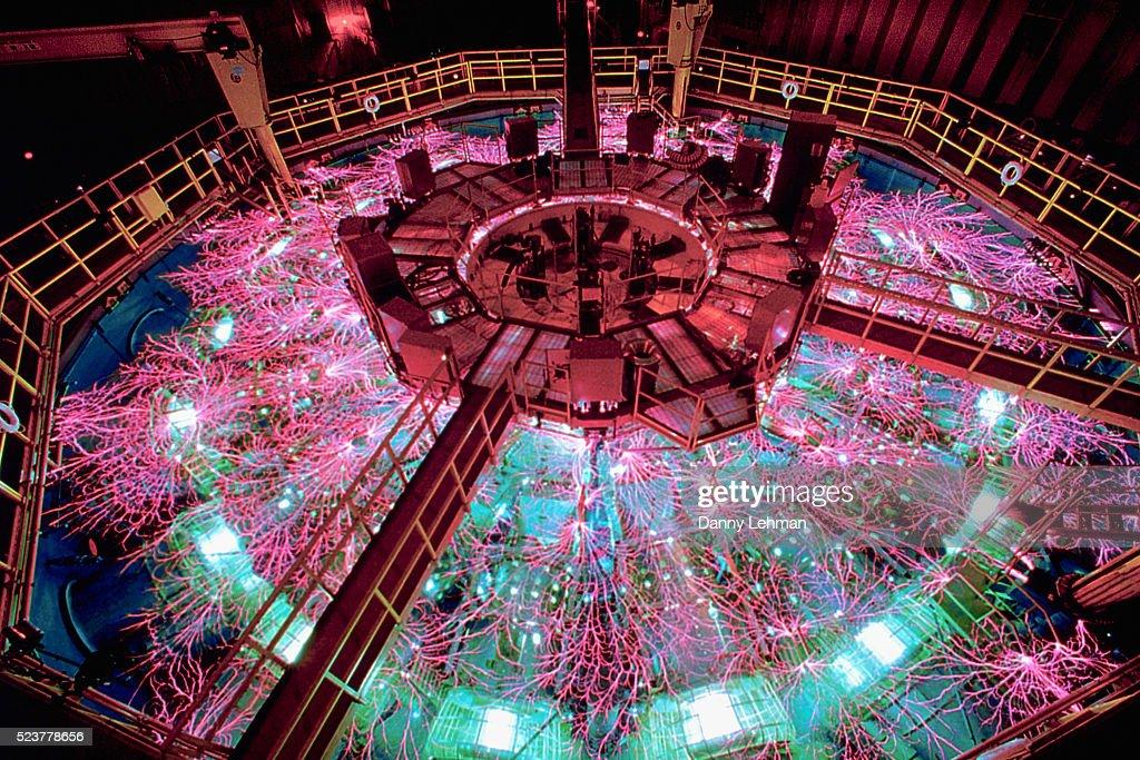 Particle Beam Fusion Accelerator II & Sandia National Laboratories Of Albuquerque Stock Photos and ... azcodes.com