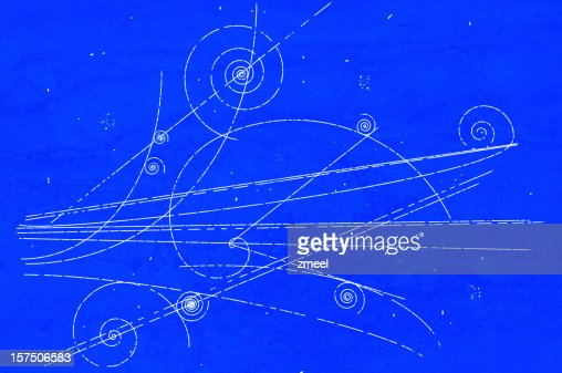 Particle movement in a Bubble Chamber