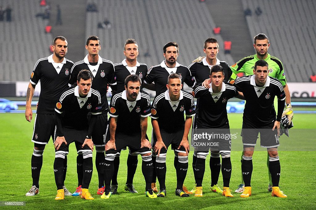 Besiktas Partizan