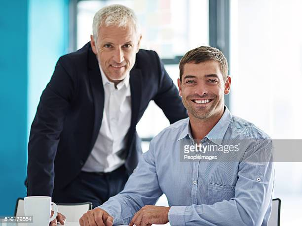 Partner with the best, stay ahead of the rest