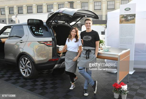 Partnering with Smorgasburg for the launch of their Holiday Market Land Rover made its Smorgasburg LA debut with a bespoke Land Rover Discovery...