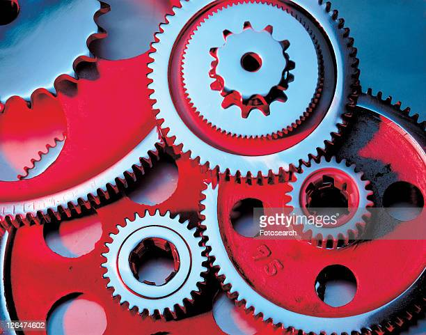 parts, precise, precision, circles, mechanical, sprocket, device