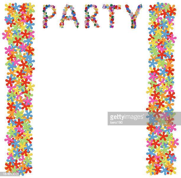 Party border