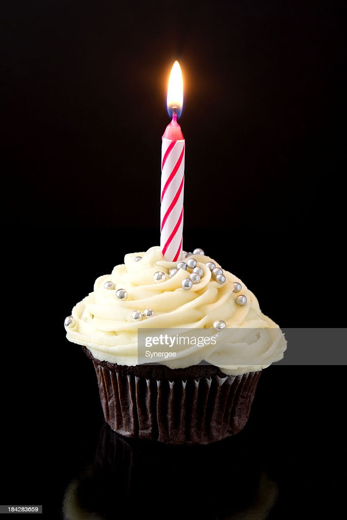 Party cupcake : Stock Photo