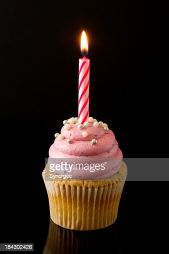 Party cupcake : Stock Photo