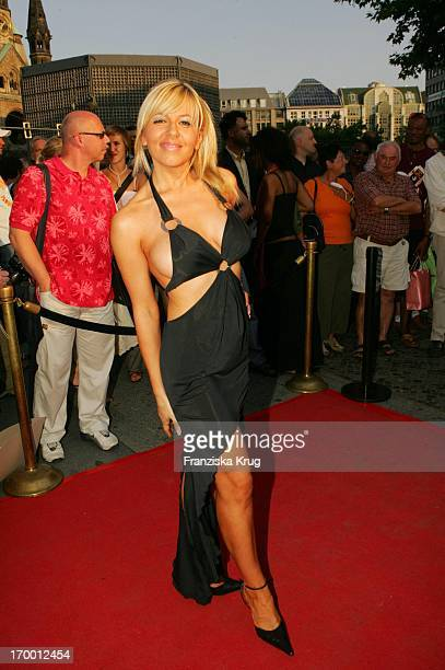 Party Girl Davorka Tovilo At The Premiere Of 'antibodies The good is evil because' the Zoo Palast in Berlin