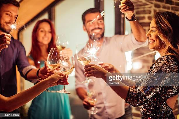 パーティー好きの人々