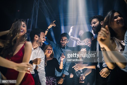 Party people : Stock Photo