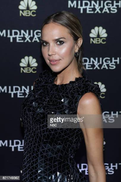 DIEGO 2017 ''NBC Party' Pictured Arielle Kebbel at the Oxford Social Club at Pendry San Diego Calif