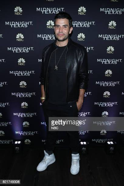 DIEGO 2017 ''NBC Party' Pictured Bernardo Saracino at the Oxford Social Club at Pendry San Diego Calif