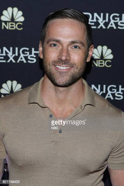 DIEGO 2017 ''NBC Party' Pictured Dylan Bruce at the Oxford Social Club at Pendry San Diego Calif