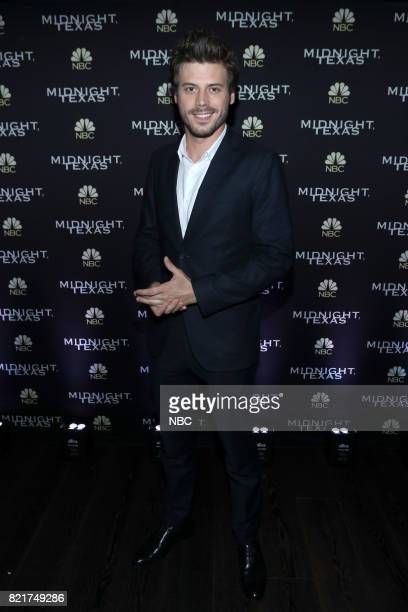 DIEGO 2017 ''NBC Party' Pictured Francois Arnaud at the Oxford Social Club at Pendry San Diego Calif