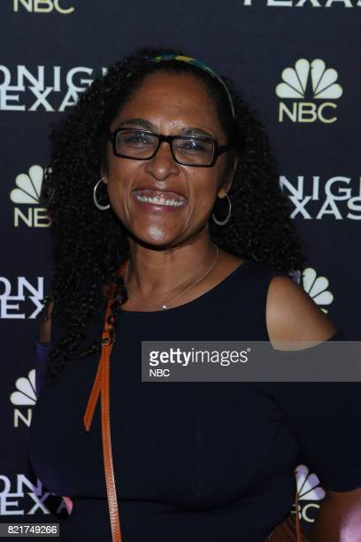 DIEGO 2017 ''NBC Party' Pictured Monica OwusuBreen at the Oxford Social Club at Pendry San Diego Calif