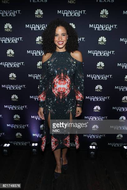 DIEGO 2017 ''NBC Party' Pictured Parisa FitzHenley at the Oxford Social Club at Pendry San Diego Calif