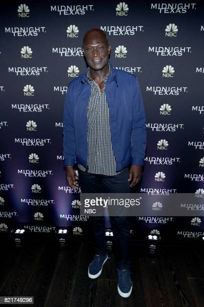 DIEGO 2017 ''NBC Party' Pictured Peter Mensah at the Oxford Social Club at Pendry San Diego Calif