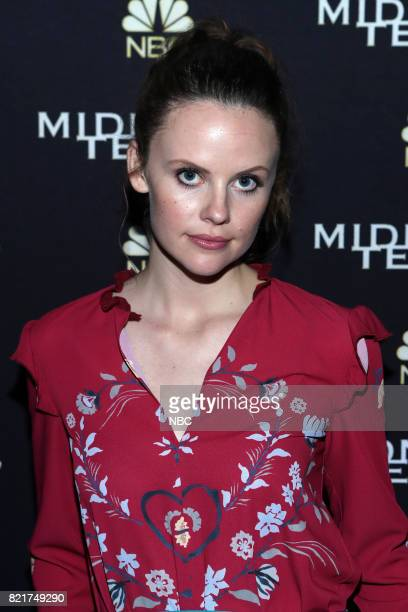 DIEGO 2017 ''NBC Party' Pictured Sarah Ramos at the Oxford Social Club at Pendry San Diego Calif