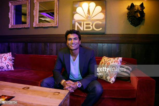 DIEGO 2017 ''NBC Party' Pictured Sendhil Ramamurtny 'Reverie' at the Oxford Social Club at Pendry San Diego Calif