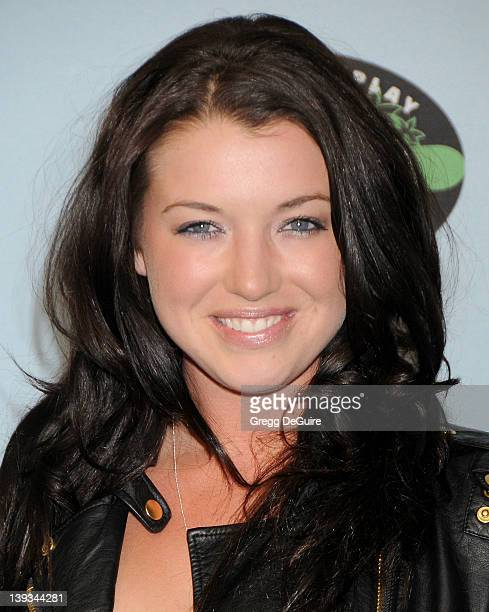 Parvati Shallow arrives at Survivor 10 Year Anniversary Party at CBS Television City on January 9 2010 in Los Angeles California